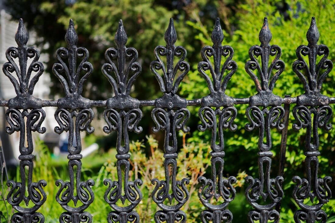 Metal Fence provides lasting beauty and French Quarter style anywhere in New Orleans